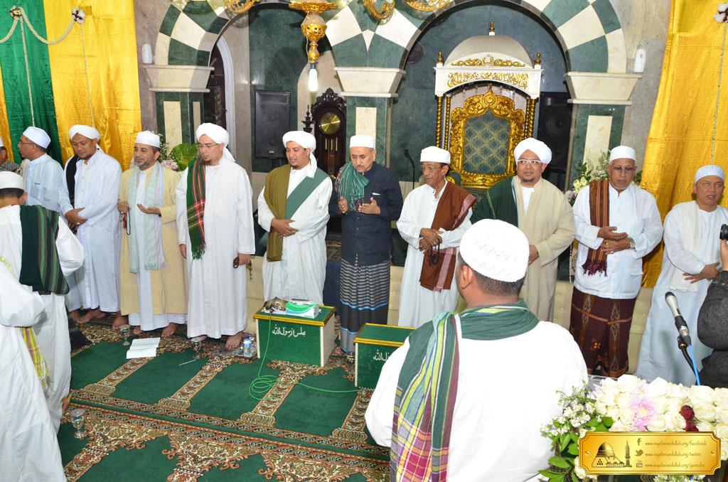 Haul Habib Munzir bin Fuad Almusawa