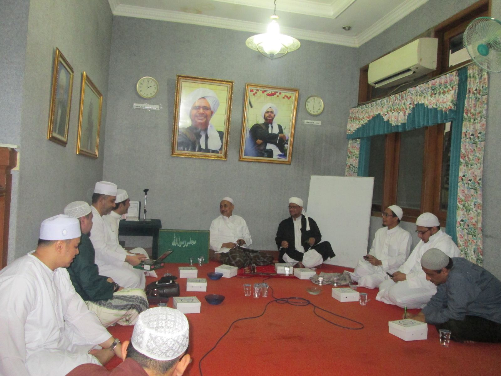 Pengumuman Majelis Syuro Majelis Rasulullah SAW