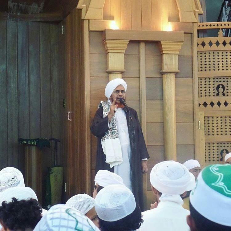 Wasiat Habib Umar Bin Hafidz untuk diamalkan Pada Bulan Sya'ban