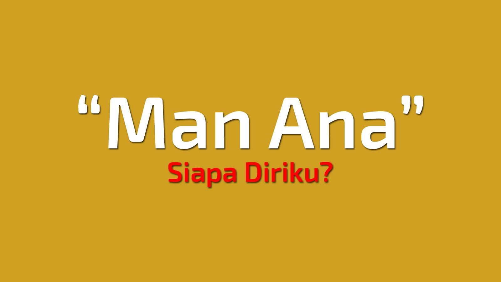 Qosidah Man Ana